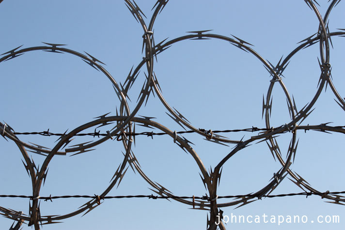 BARBED-WIRE | Canvas Print Photos - JohnCatapano.com | Fall In Love ...