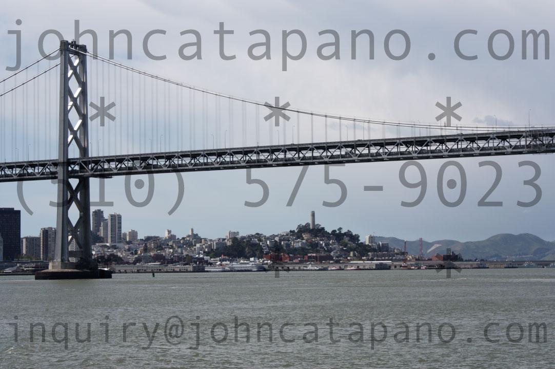 Port of Oakland Crane and Ship